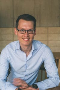 """Christoph Kubesch, BSc MSc Absolvent des Studienganges """"IT & Mobile Security"""""""