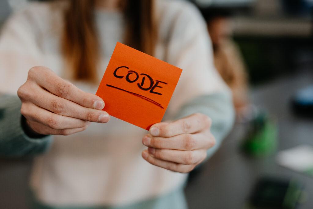 Coding Workshop - Was ist Code? (C) nixxipixx.com