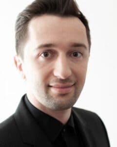 """DI (FH) Georg Knabl, MSc Absolvent des Studienganges """"IT & Mobile Security"""""""