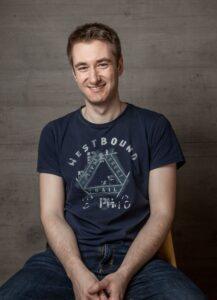 """Michael Stifter, BSc MSc Absolvent des Studienganges """"IT & Mobile Security"""""""