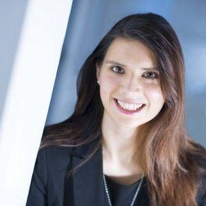 "Michaela Maierhofer, BSc MA Absolvent des Studienganges ""Software Design"""